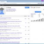 Yi Zhang #1: overachieving PhD