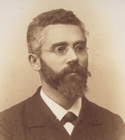 Andreas Pfisterer in 1891 (BMPIX QS-30.001.0982.01)